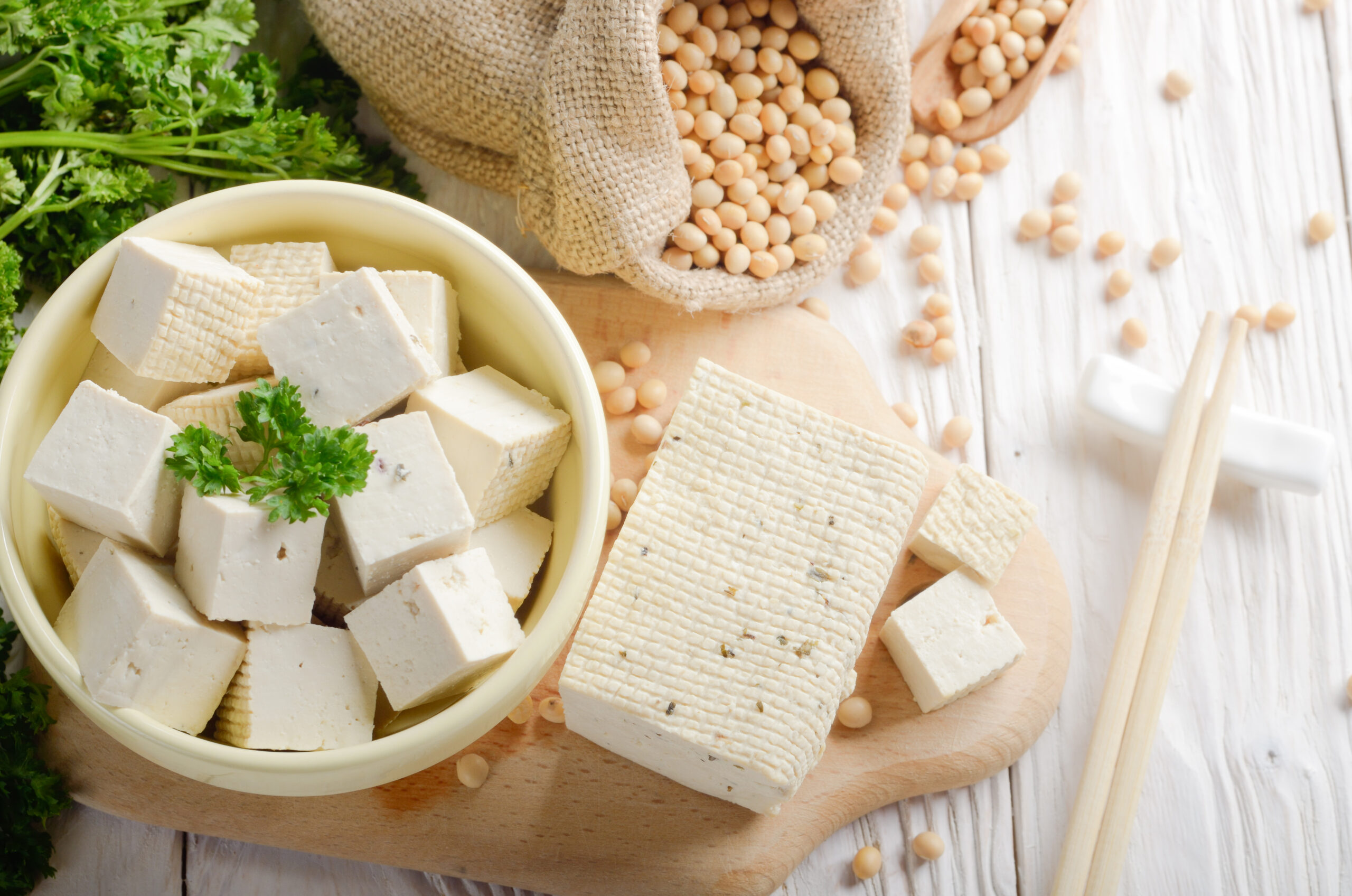 How to feed tofu to kids is a common question when families switch to a predominantly plant-based diet. Here are some ideas for introducing tofu to kids, plus the benefits of incorporating it into their diet.